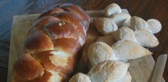 Our fabulous bread