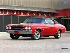 1970 Chevrolet Chevelle SS 396 - Conductor: