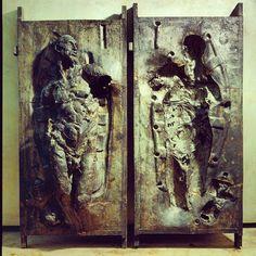 "67 Likes, 2 Comments - Javier Marin Escultor (@javiermarinescultor) on Instagram: ""#javiermarinescultor, #javiermarin, #terrenobaldio, #bronce, #bronze, #escultura, #sculpture."""