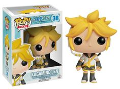new funko pop 2014 | Funko: New Funko POP! Rocks: VOCALOIDS