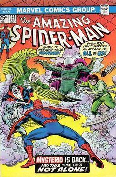 The Amazing Spider-Man (Vol. 1) 141 (1975/02)