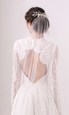 Skylar Veil, Britten #weddingveil #bridalveil #veil