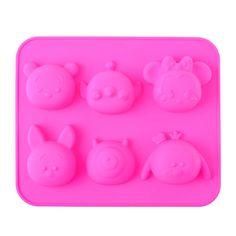 "Minnie & Friends ""Tsum Tsum"" Silicone Molds Tsum Tsum Party, Disney Tsum Tsum, Disney Food, Baby Disney, Disney Dream, Disney Magic, 3rd Birthday Parties, Baby Birthday, Birthday Ideas"