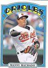 For Sale - 2013 Topps Manny Machado Baltimore Orioles #TM-65 Baseball Card - http://sprtz.us/OriolesEBay