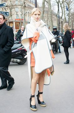 Wrap It Up: 10 Stylish Blanket Coats for Fall via @WhoWhatWear