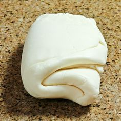 Marshmallow Fondant.  Brilliant!
