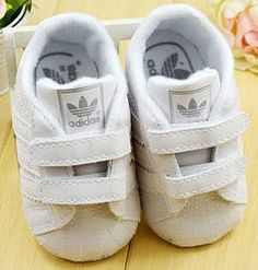 Baby Adidas sneakers white