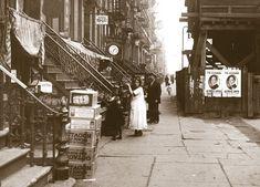 East 14th St. Manhattan 1918