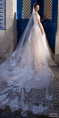 Milla Nova Sintra Holidays Wedding Dresses 2018 #weddding #fashion #dresses #weddingidesa #bridalgowns