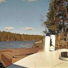 #näsijärvi #parkkuu #huomentaveneestä