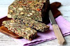 Semínkovo-ořechový chlebíček bez mouky | Cooking with Šůša