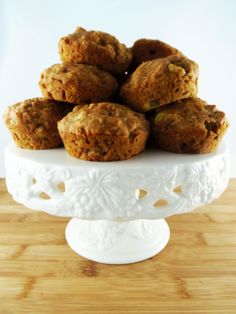 Start Your Day Right with These Banana Bran Muffins: Banana Bran Muffins