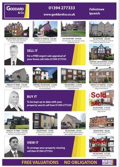 Property for sale in Felixstowe