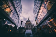 Behind The Scene: Shooting St Paul's Cathedral in London