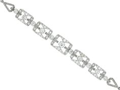48 best tiffany co images tiffany vintage jewellery vintage Engadgement Rings diamond set bracelet circa 1920 wedding jewelry vintage jewelry diy wedding jewellery