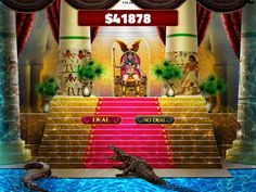 Egyptian Mystery Jackpot Casino (iOS) - Buy iOS Source Code Egyptian Mystery Jackpot is a variety gambling entertainment with a Egyptian theme.  Try your luck in finding the $1,000,000 case and beat the Pharaoh. #iosgames #sourcecode