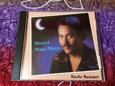 RARE! Sweet Maui Moon by Keola Beamer Hawaiian Music (CD 1989) Tom Moffatt Prod. #HawaiiPacificIslands
