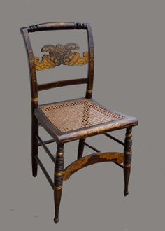 Set of Painted Sheraton Side Chairshttp://www.samuelherrup.com/antique_furniture/painted_sheraton_side_chairs/painted_sheraton_side_chairs.html