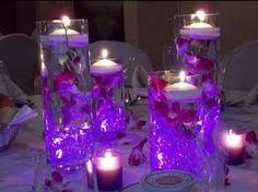 Resultado de imagen de velas color lila