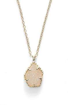 obsessed with drusy!
