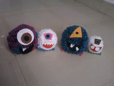 TUTORIAL: monstruos bola   Fabricando Arte