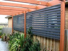 deck privacy screen screened in deck ideas deck screens backyard privacy screens Backyard Privacy Screen, Outdoor Privacy, Backyard Pergola, Outdoor Decor, Privacy Fences, Pergola Kits, Deck Privacy Screens, Porch Privacy, Modern Backyard