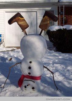 Snowman Dub-step..!