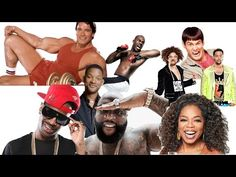 ▶ Celebrities & The Law Of Attraction: Rick Ross, LMFAO, Big Sean, Will Smith, Jim Carrey, Oprah... - YouTube
