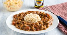 In this vegan Creole black-eyed peas recipe, the seasonings combine in a nice, thick gravy that envelops the peas like a cream sauce and actually isn't very spicy at all.