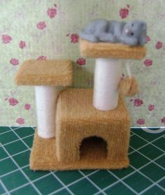 Miniature pets, critters and accessories tutorials on Pinterest | 29 …
