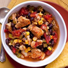 See How to Make Chicken Chili
