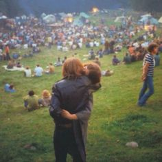 If only I was alive during the Woodstock era