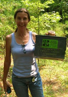 Adults for Geocaching is the latest trend