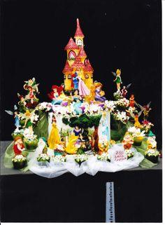 fairys.. and princess..... - Cake by jayani