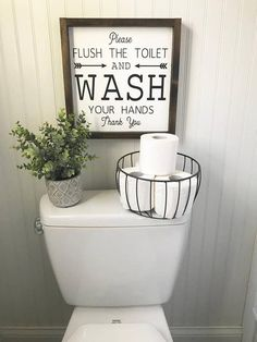 Please Flush The Toilet Wash Your Hands Bathroom Wood Sign Bathroom Decor Bathroom Sign Bathroom Wall Hangings Restroom Sign Please Flush The Toilet Amp Wash Your Hands Bathroom Wood Etsy Bathroom Wall Hanging, Restroom Decor, Bathroom Styling, Small Bathroom Decor, Small Bathroom, French Country Bathroom, Toilet, Bathroom Shower, Bathroom Design