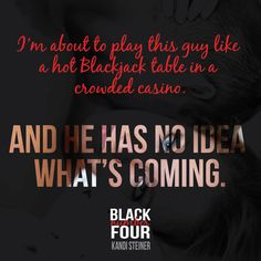The Book Fairy Reviews: Release Day Blitz~ Black Number Four by Kandi Steiner