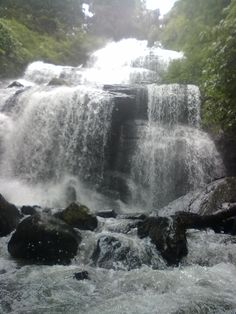 Private Waterfall at Honey Valley Home Stay, Coorg Exploring, Waterfall, Honey, Hiking, Rain, Travel, Outdoor, Walks, Outdoors