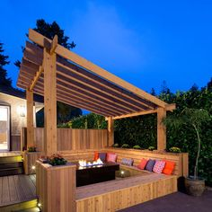 Small Outdoor Spaces Design Ideas, Pictures, Remodel and Decor