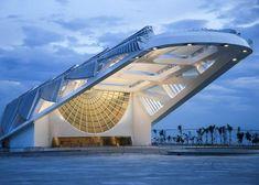 Museum of Tomorrow by Santiago Calatrava opens  , - ,   The impressive M...
