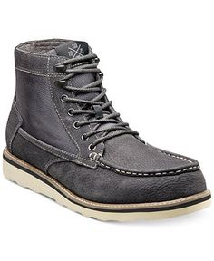 Stacy Adams Maximus Moc-Toe Boots - Shoes - Men - Macy's