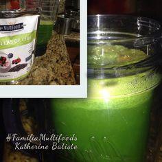 http://on.fb.me/1BV6pm2 ¿Qué te gusta #merendar? Que tal si te preparas: * #ChiaMultifoods * apio  * perejil * kale y  * acelga Como lo hizo nuestra querida Katherine Batiste #FamilifaMultifoods... Tú también eres parte de nuestra familia, comparte con nosotros todo lo que inventas con nuestros productos. Disfruta de una Rica #BebidaLight, que te deja #deliciosamenteenforma