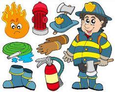 Resultado de imagen para imagenes bomberos animados