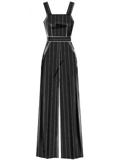 Smart Casual Outfit, Simple Outfits, Boho Jumpsuit, Jumpsuit Outfit, Wedding Dress Chiffon, Dungaree Dress, Belted Dress, Elegante Jumpsuits, Inverted Triangle Outfits