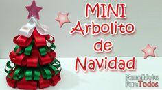 Mini arbolito de Navidad