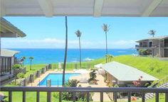 Oceanfront Unit with Lanai & Shared Pool
