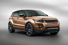 Official: 2014 Range Rover Evoque Gets 9A, Other Updates - Motor Trend WOT
