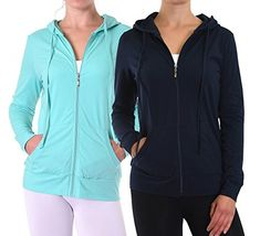 Lightweight Cotton Full Zip Up Pullover Sweatshirt Hoodies Pack: Mint & Navy, Large) Mint And Navy, Black And Navy, Hoodies, Sweatshirts, Fashion Brands, Hooded Jacket, Zip Ups, Fashion Photography, Topshop