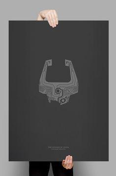 The Legend Of Zelda Posters on Behance