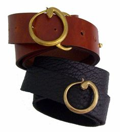 SAMANTHA GRISDALE belts