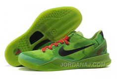 http://www.jordanaj.com/nike-kobe-8-system-basketball-shoe-green-black-red-christmas-deals.html NIKE KOBE 8 SYSTEM BASKETBALL SHOE CHRISTMAS GREEN/BLACK/RED FOR SALE Only $64.00 , Free Shipping!